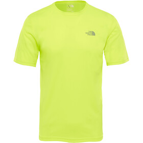 The North Face Flex S/S Shirt Herr dayglo yellow